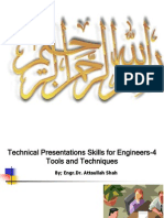 Lec-4-Technical Presentation for Engineers-Tools and Tech