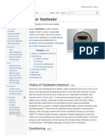 Boiler Feedwater
