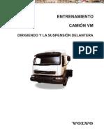 Manual Direccion Suspension Delantera Camion Vm Volvo