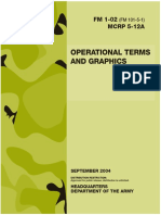 Army - FM1 02 - Operational Terms and Graphics
