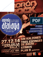 Agenda Atalaya 91 Diciembre 2014 Digital