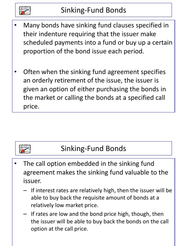 Sinking fund bonds sinking fund bonds finance platinumwayz