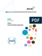 IOSH Working Safely Part 5