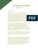 Algis Budrys - El Distante Rumor de Los Motores