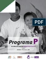 Manual sobre Paternidad