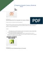 Programa Conexión Cuerpo y Mente de Silva