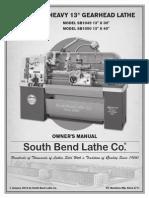 Southbend Lathe New