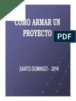 Como Armar Un Proyecto