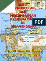 Bab 1 Kemunculan dan Perkembangan Nasionalisme di Asia Tenggara