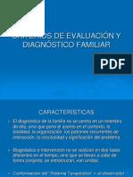 Criterios de Evaluación y Diagnóstico Familiar