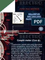 Presentasi of Cos Phi Meter_Alvryt-Davi