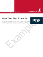 UAT Plan Example - DM v1.0 (1)