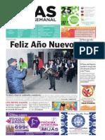 Mijas Semanal nº616 Del 31 de diciembre de 2014 al 8 de enero de 2015