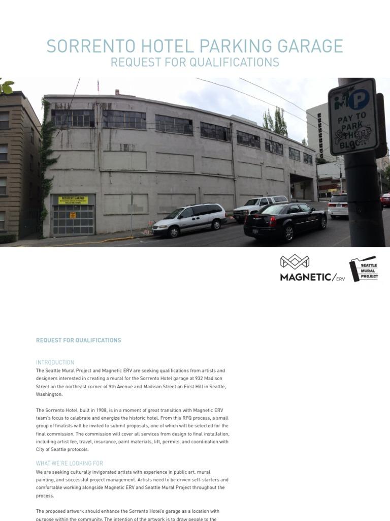 RFQ-Seattle Mural Project | Mural | Street Art