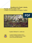 Staff Ride Handbook for Dade's Battle, Florida, 28 December 1835 - A Study of Leadership in Irregular Conflict.pdf