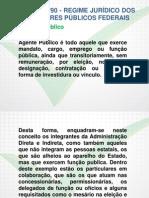 Legislação - ICMBio - Intensivão (2014) Aulas 01 a 09