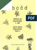 Learn Slovenian 1