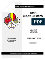 Army - fm3-100 12 - Risk Management