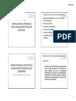 Tema 2 Introducción Al Protocolo Amaac Para Diseño de Mezclas