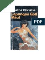 Agatha Christie Lapangan Golf Maut