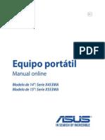 Asus Series x453