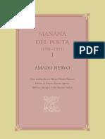 Mañana Del Poeta Nervo