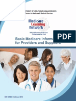 Basic Medicare Information for Providers and Suppliers Guide ICN005933