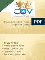 1 Diferencia Entre Antropologia Criminal y Criminologica