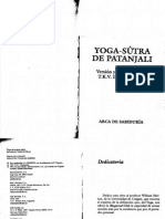 Yoga-Sutra de Pantanjali