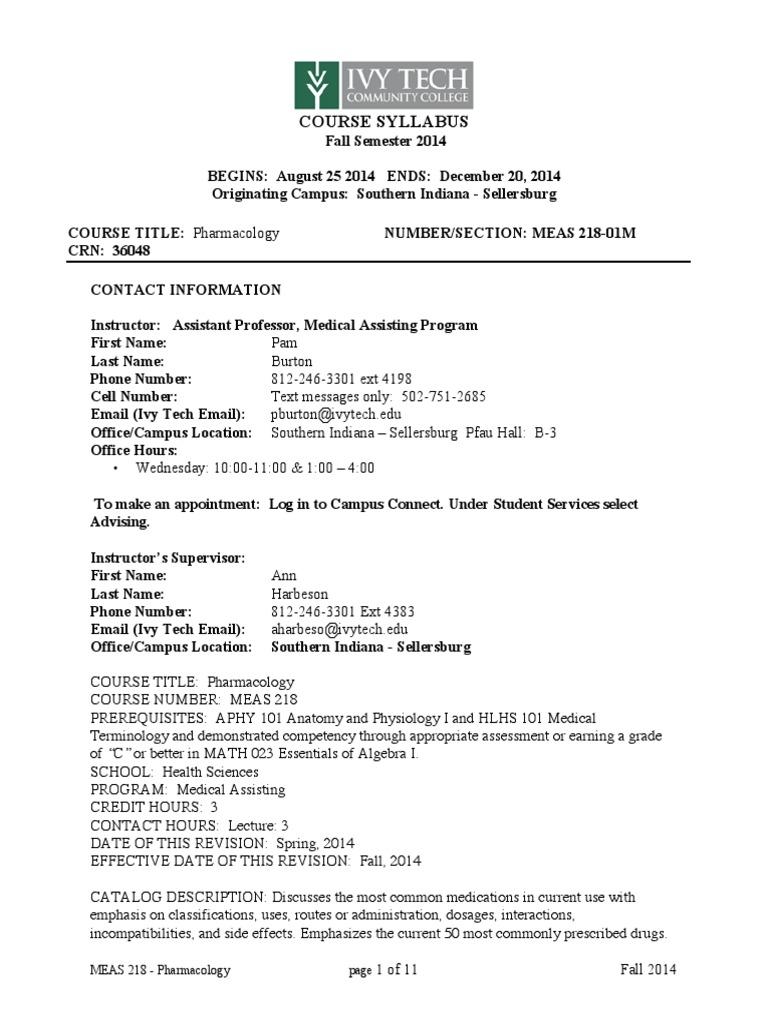 meas 218 pburton fa 14 | Pharmaceutical Drug | Adverse Effect