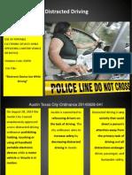 Distracted Driving Handbook