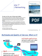 Multimedia Networking