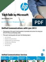 Lync 2013 TechTalk.pptx
