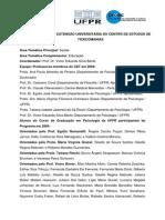 Programa de Extensão Universitária Do Centro de Estudos de t