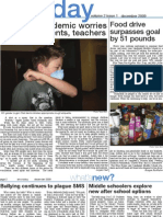 SMS Today Issue 1