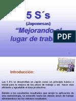 5S's en Piso Perfora