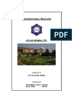 honda internship pakistan