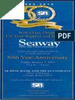 Seaway Bank 50th Anniversary