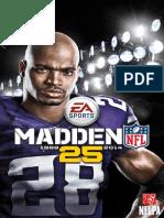 Madden 25 Manual