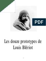 Prototypes Bleriot
