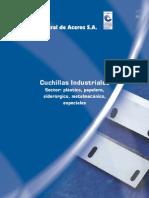 Ficha Cuchillas Industriales