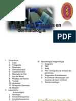 Métodos Diagnósticos en Dermatología