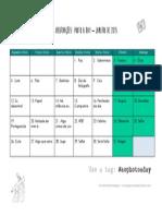 2015 - Calendário #aophotoaday - Janeiro