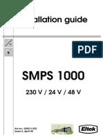 Eltek SMPS 1000