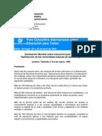 Declaracion_Jomtien
