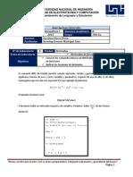 Laboratorio 5 Matemática 1 Uni Ies