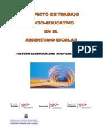 Actualizaciones. Proyecto de Trabajo Socio-Educativo en El Absentismo Escolar_Octubre2012