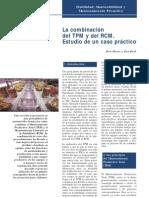 Fiabilidad, Mantenibilidad y Mantenimiento Proactivo