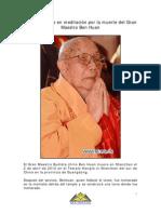 Acharia se une en meditación por la muerte del Gran Maestro Ben Huan.pdf