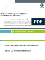 Dx y TX Encefalopatias Epilepticas